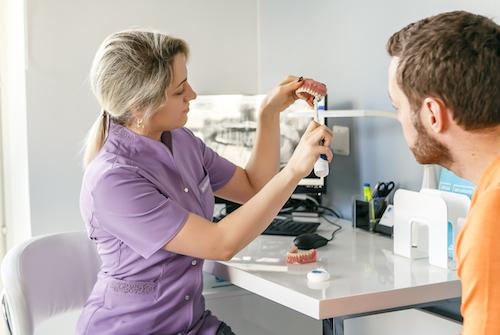 suuhügieen, hügienist Tallinnas, suuhügienist