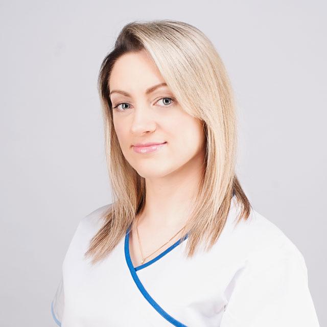 suuhügienist Jekaterina Kaho
