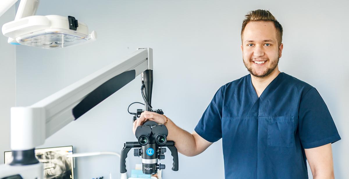 hambaarst Deniss Karasjov